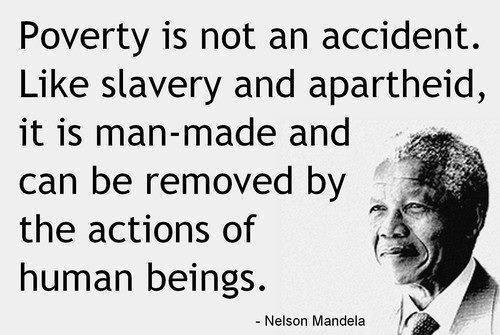 MandelaPoverty